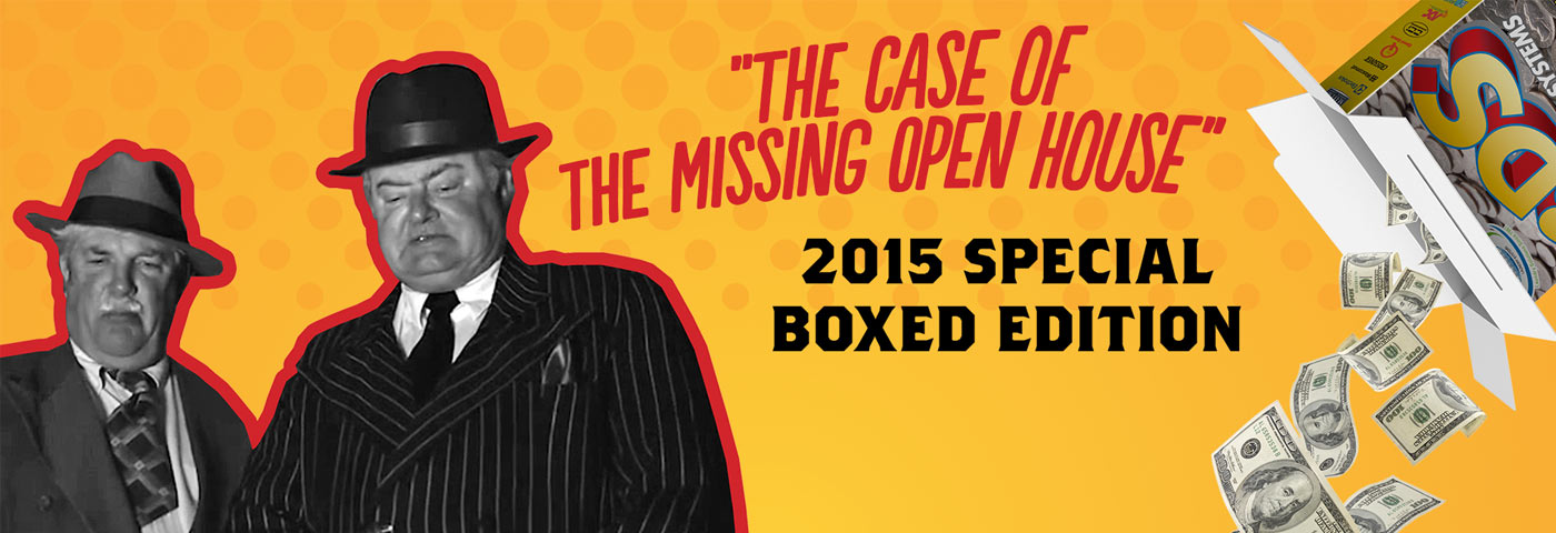 The Case of the Missing Open House BDS Laundry 2015 Video