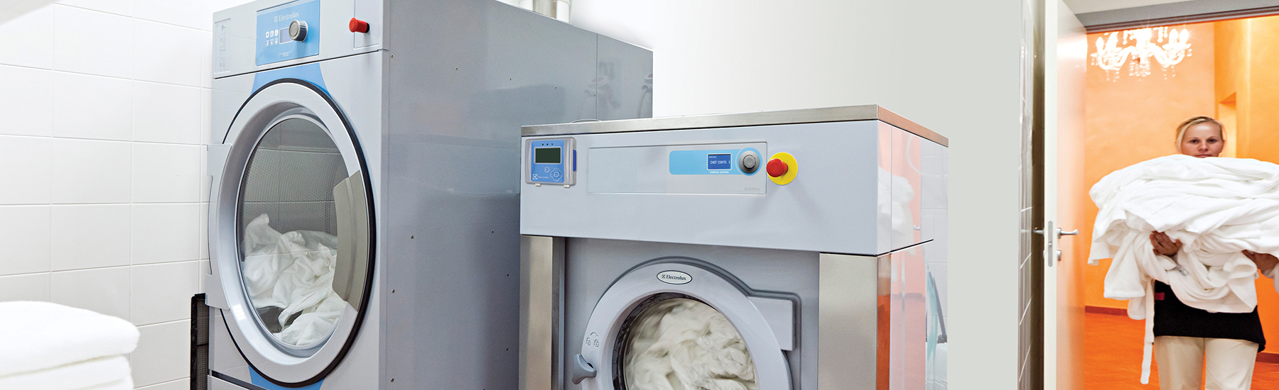 Equipment OPL On-Premise Laundry BDS Laundry