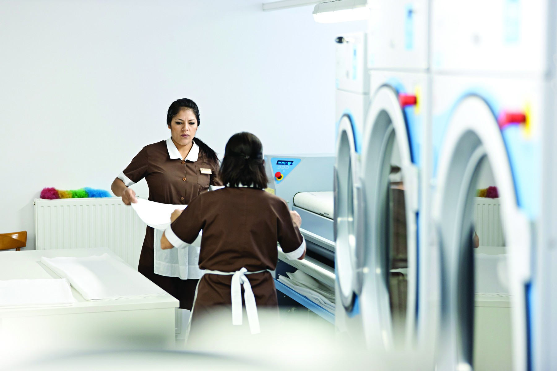 Markets BDS Laundry Systems On-premise Facility