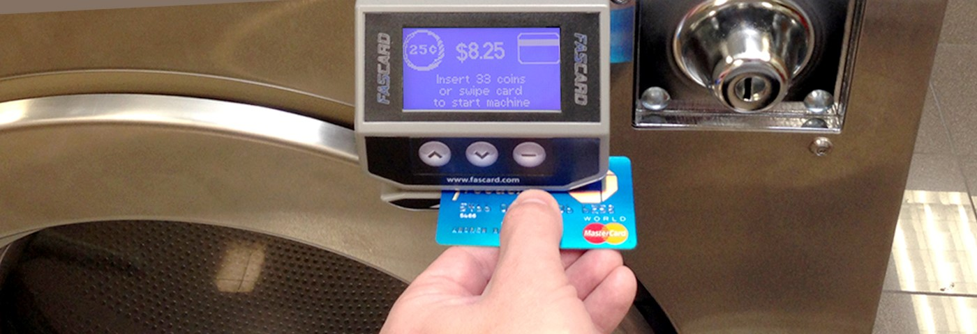 FASCard On-premise Laundry Card Solutions