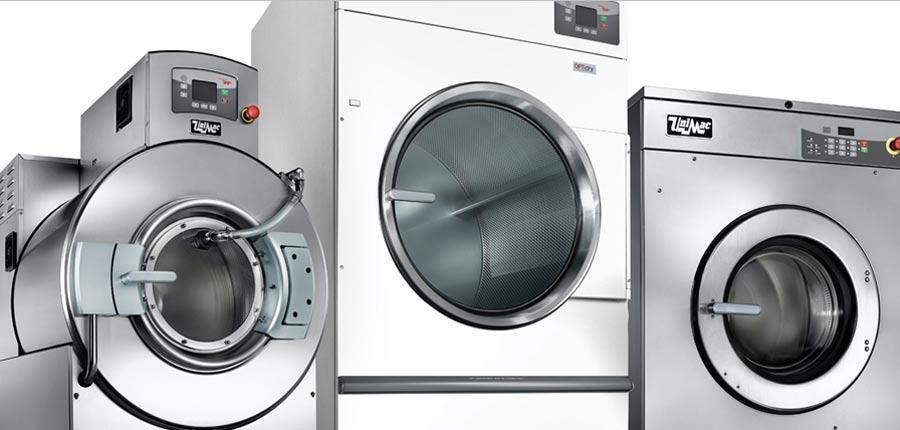 unimac dryer machines BDS Laundry