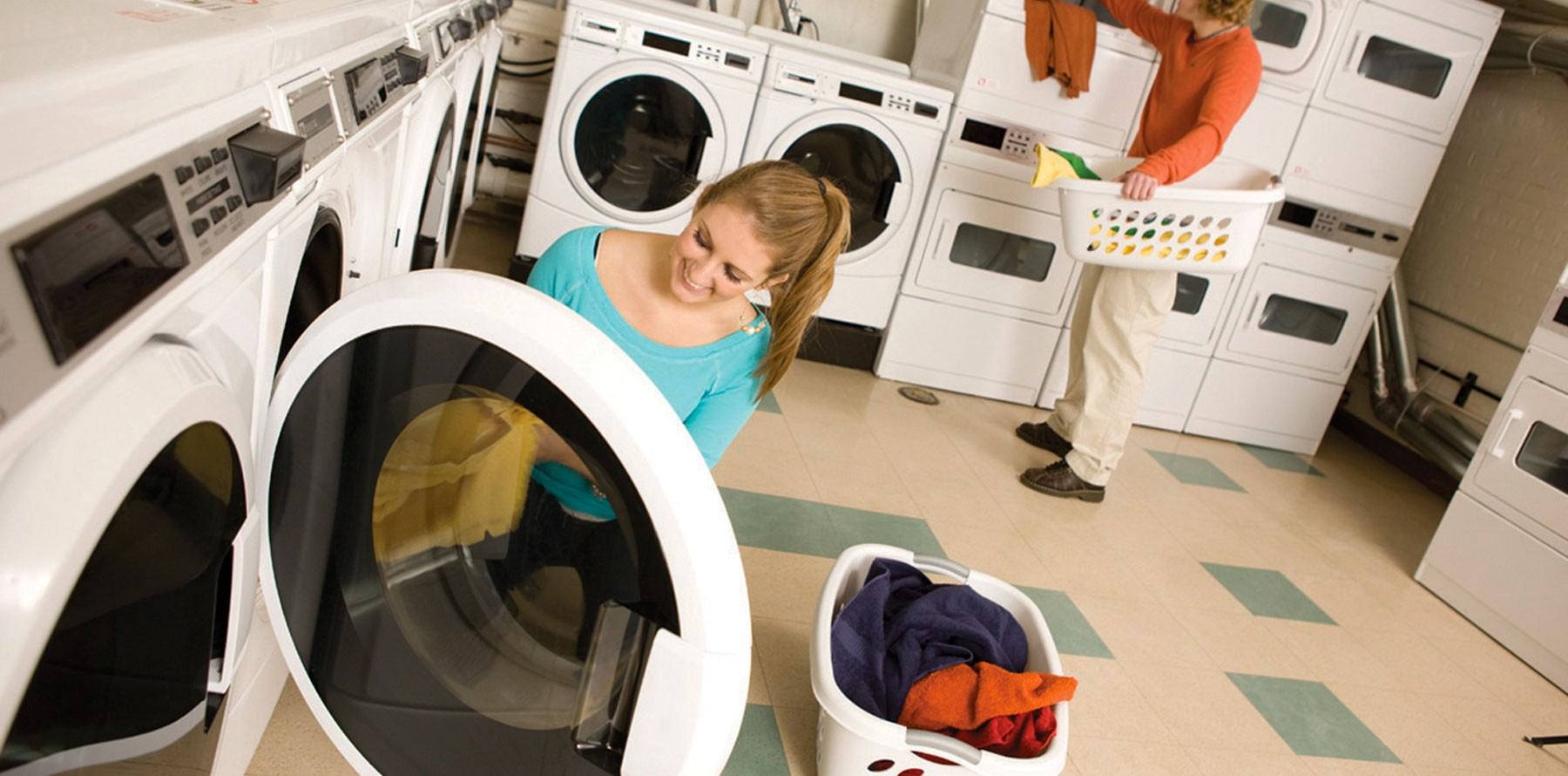 Multihousing Laundry Facility BDS Laundry