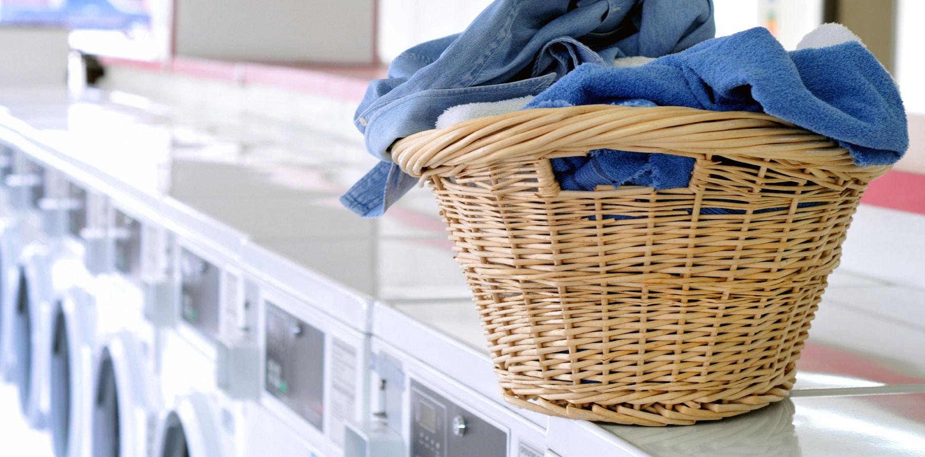 Managed Laundry Basket BDS Laundry