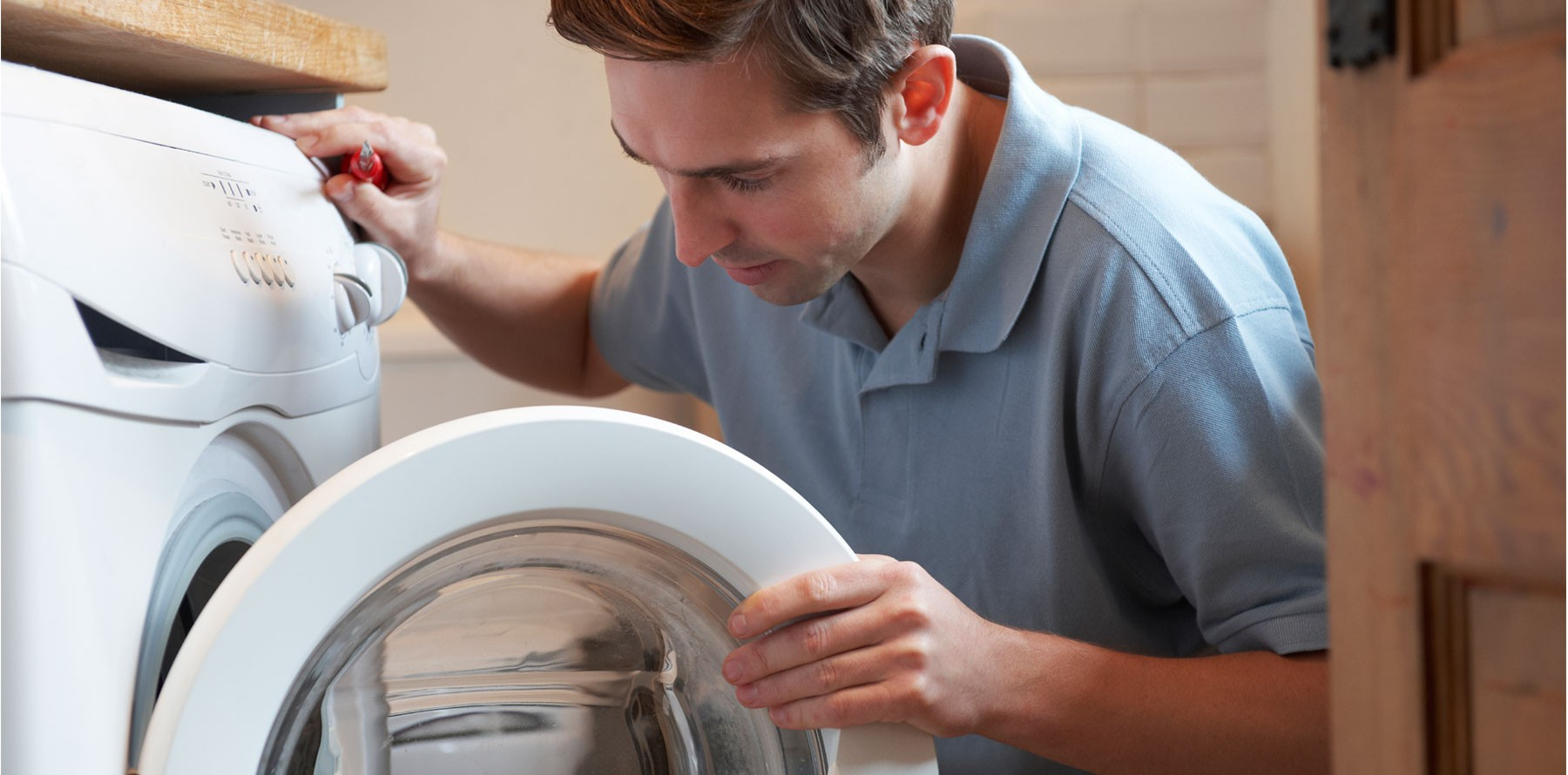 Fixing Laundry Equipment BDS Laundry