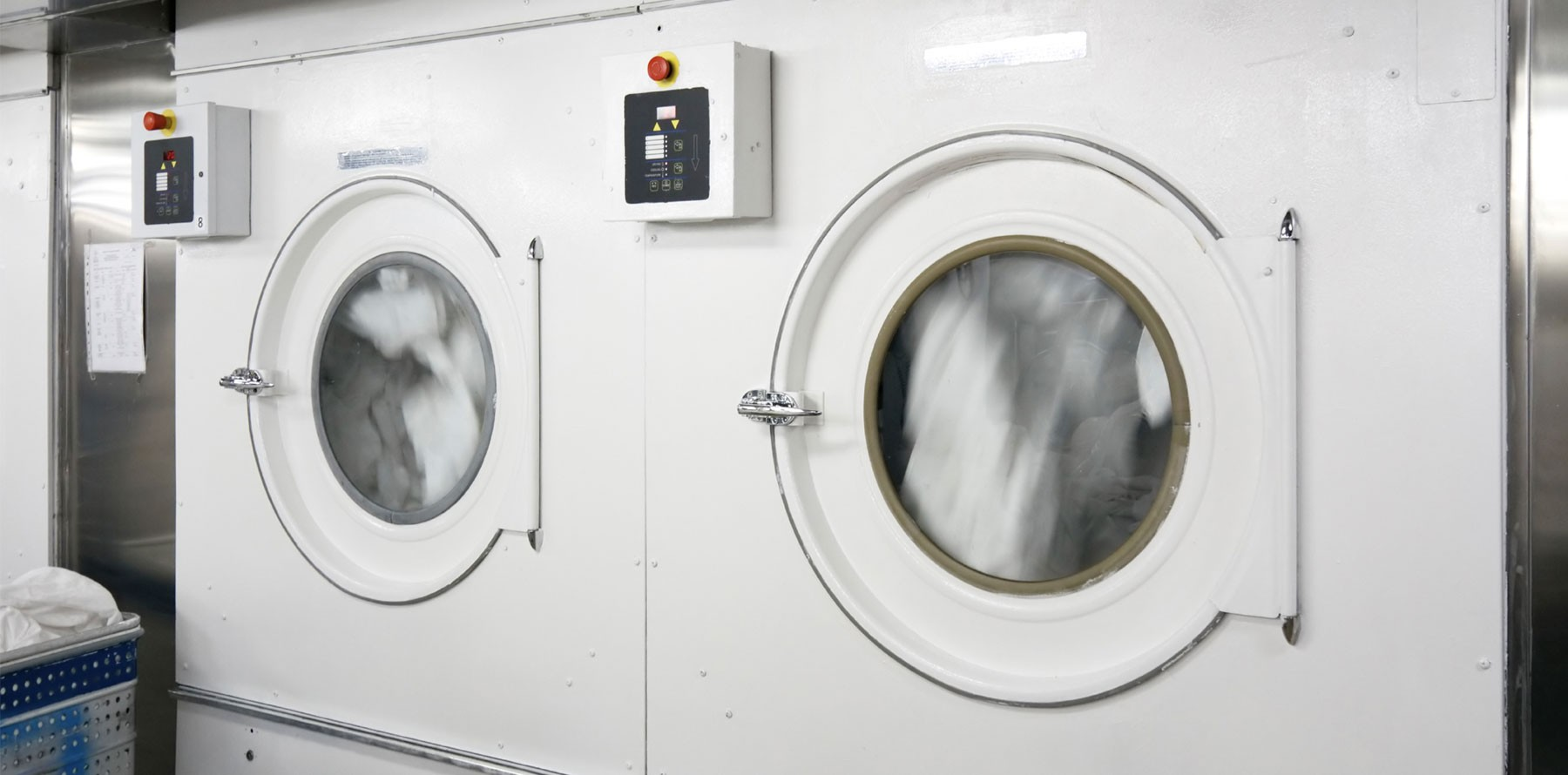 Washer Dryer BDS Laundry
