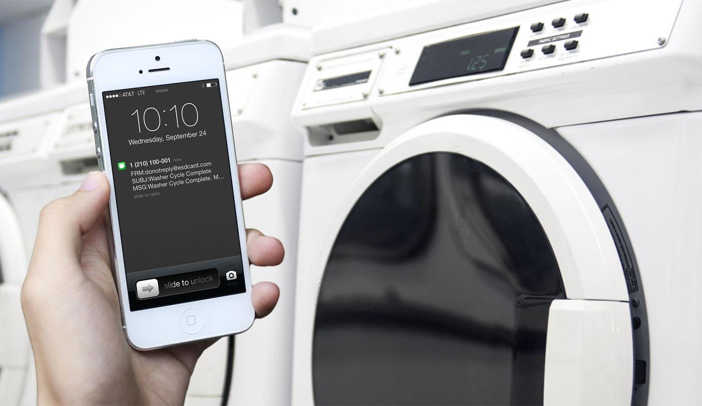 Phone Laundry App BDS