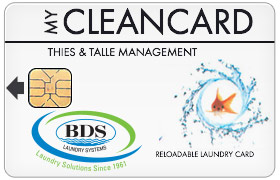 Thies Talle Management CleanCard BDS Card