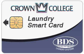 Bds Laundry Systems Heartland Crown College Card