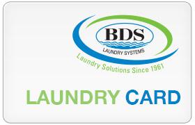 BDs Laundry Systems Kiosoft Card