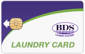 BDS Laundry Systems Card