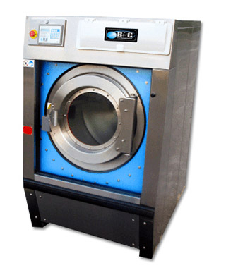 BC SP Series Washer On-Premise Laundry