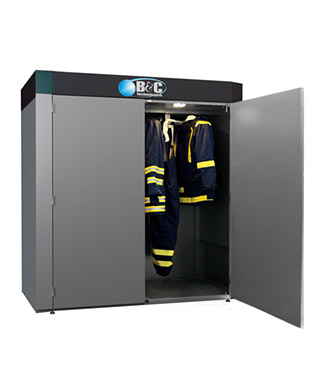 BC FC Series Firemans Drying Cabinet