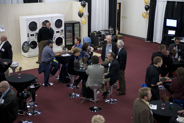 BDS Laundry Systems Event