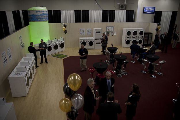 BDs Laundry Systems Maytag Event