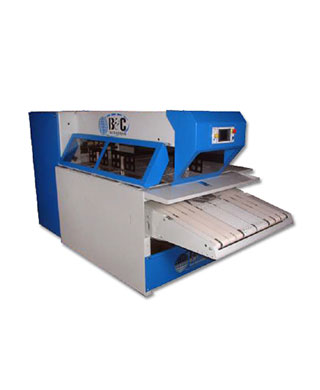 BC-PF-Series Small Piece Folder dryer BDS Laundry