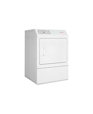 SQ-OPL-Single-Dryer dryer BDS Laundry Systems