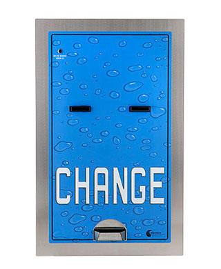 MC520RL-DA laundry change machine