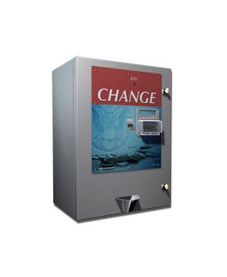 1200FL-C laundry change machine