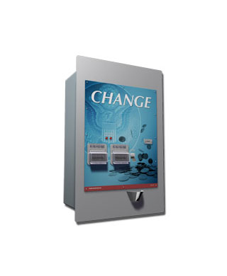 3600R laundry change machine
