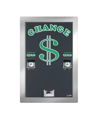 AC2225 laundry change machine