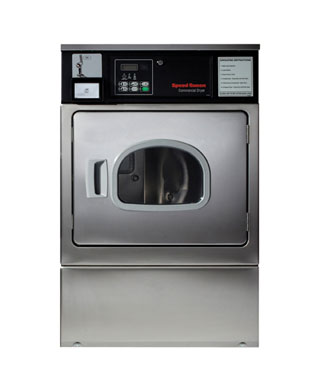 SDEGLCFS Speed Queen dryer BDS Laundry