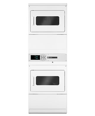 MLEG24PR stacked washer and dryer BDS Laundry