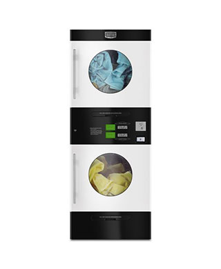 MLG52PD stacked washer and dryer BDS Laundry