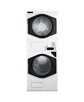 MLG30PD stacked washer and dryer BDS Laundry