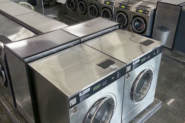 Laundry Machines BDS Laundry