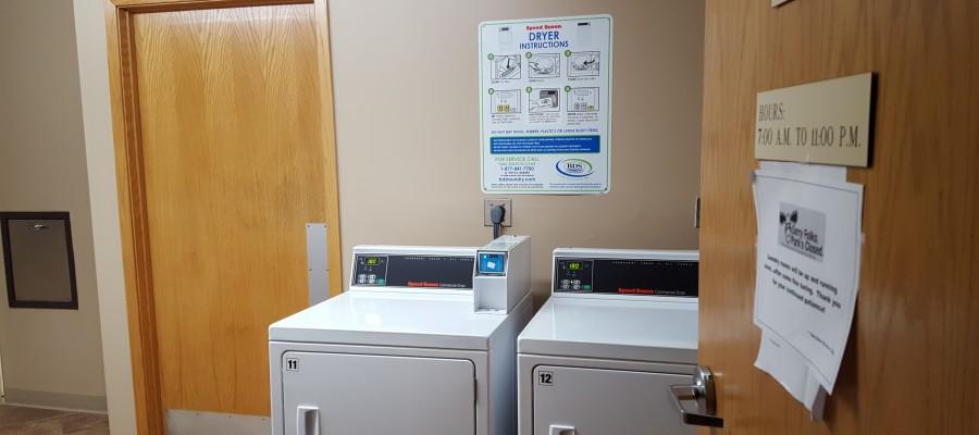 Smart Laundry: On Demand Laundry