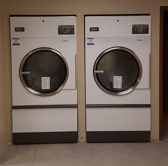 UniMac commercial laundry equipment OptiDry Dryers