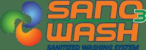 San-O3-WASH Logo