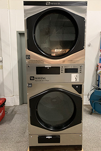 Used Maytag MLG32PD Stack Dryers